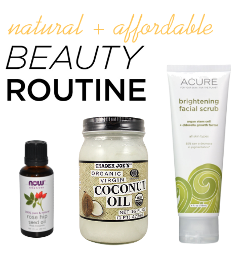 natural affordable skincare thebudgetista