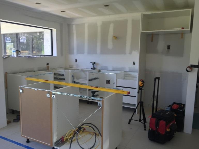 Measuring-ike-kitchen-installation