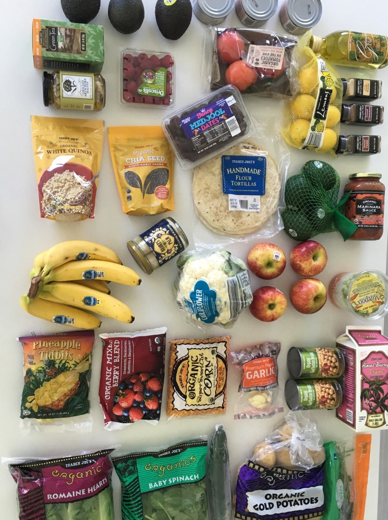 plant-based-grocery-haul